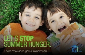 DoE-StopHunger_Summer_Meals