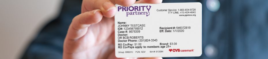 Request an ID Card - Priority Partners MCO